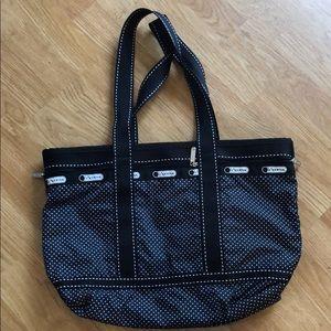 LeSportsac medium tote bag, like new